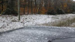First Snow 2013-14