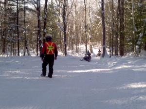 Trail Patrol 2014